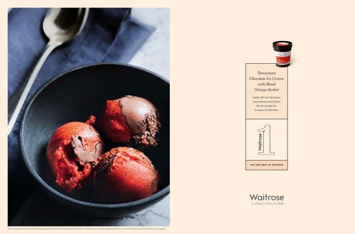 Waitrose & Partners 1 Range - Adam & Eve DDB