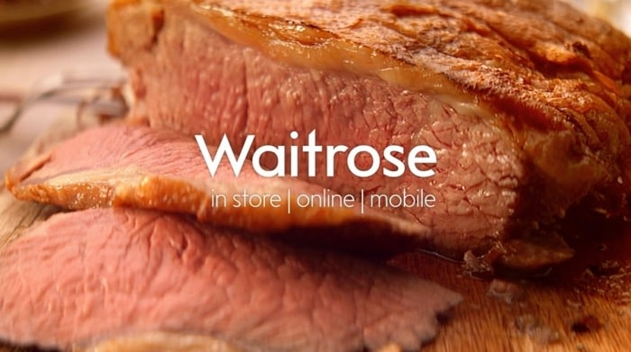 Waitrose – Beef
