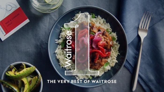 Waitrose – Beef Chilli
